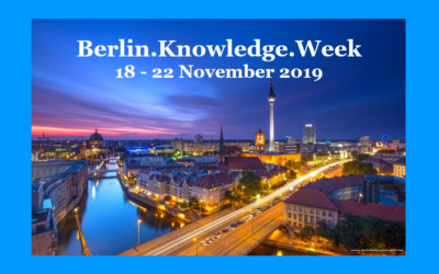 Berlin.  Knowledge.   Week