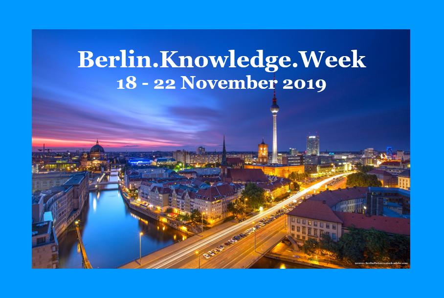 Berlin.Knowledge.Week