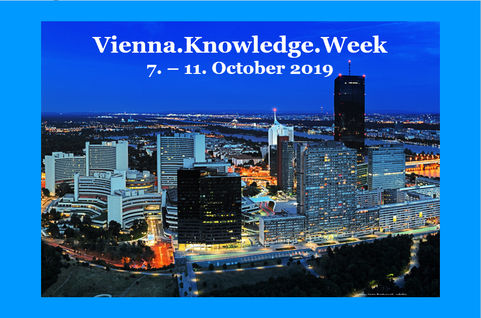 Vienna.  Knowledge.   Week