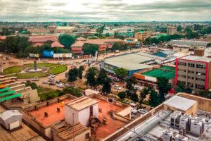 Lusaka - by Mondoka Zambia
