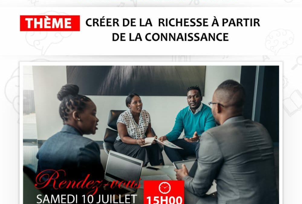 Lancement du Club de partage des connaissances à Lomé